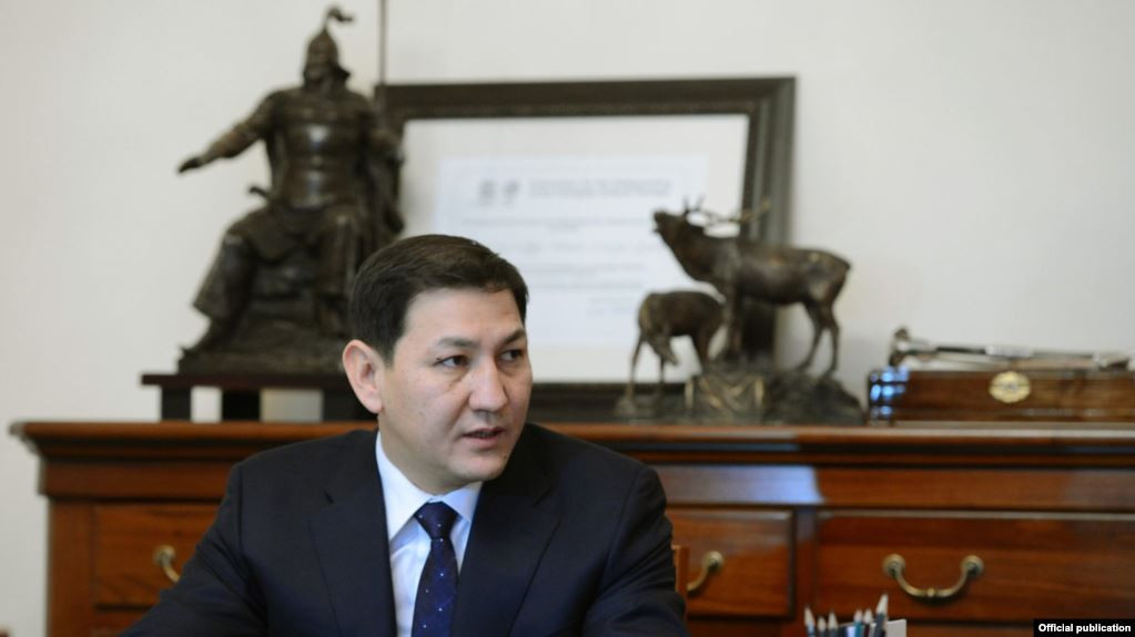 УКМКнын мурунку төрагасы Сегизбаев суракка чакырылды