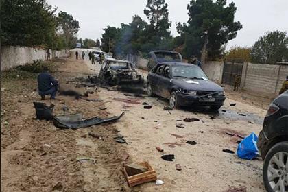 Нападение 20 боевиков на таджикско-узбекской границе.
