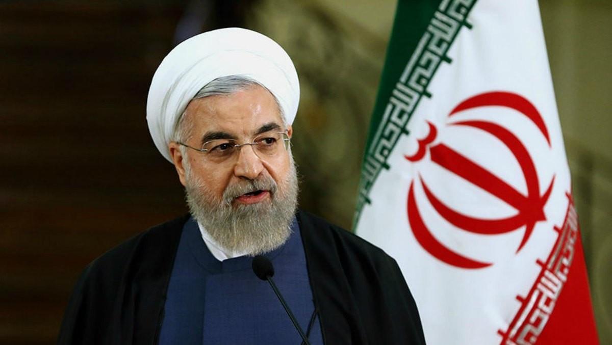 Иран президенти Украина элинен кечирим сурады