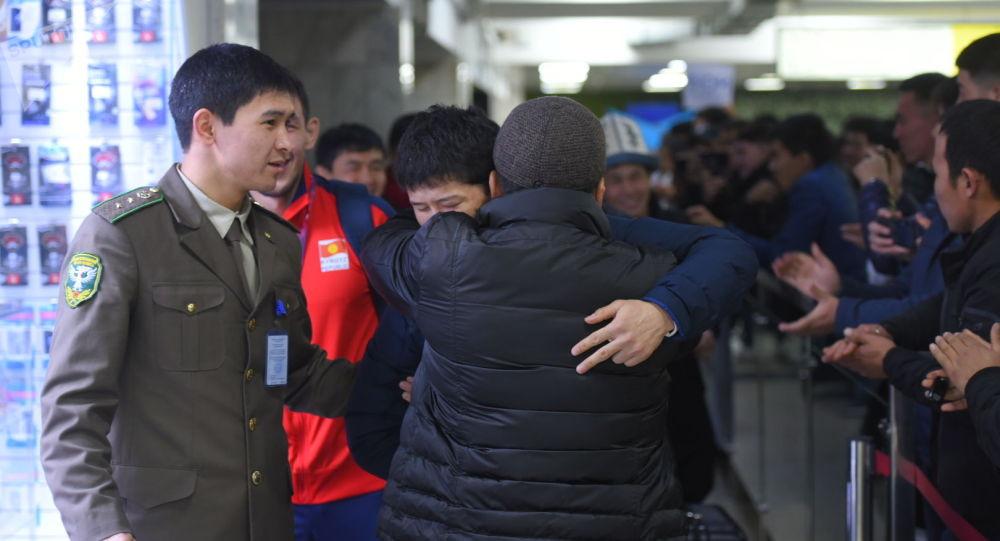 Азия чемпионатында көзүнөн жаракат алган Улукбектин так диагнозу айтылды