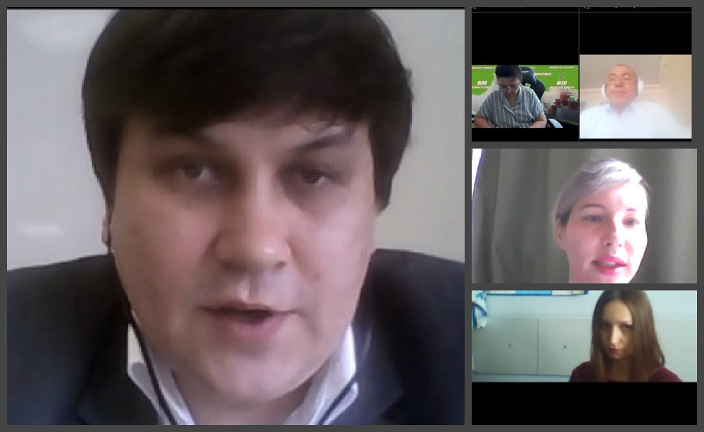 Эксперты из Республики Казахстан провели тренинг по дистанционному образованию для преподавателей из России, Казахстана и Узбекистана