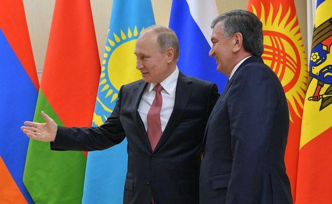 Узбекистан вступит в ЕАЭС: альтернативы нет