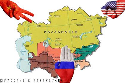 Болевые точки: как США могут поссорить станы Центральной Азии с Китаем и Россией