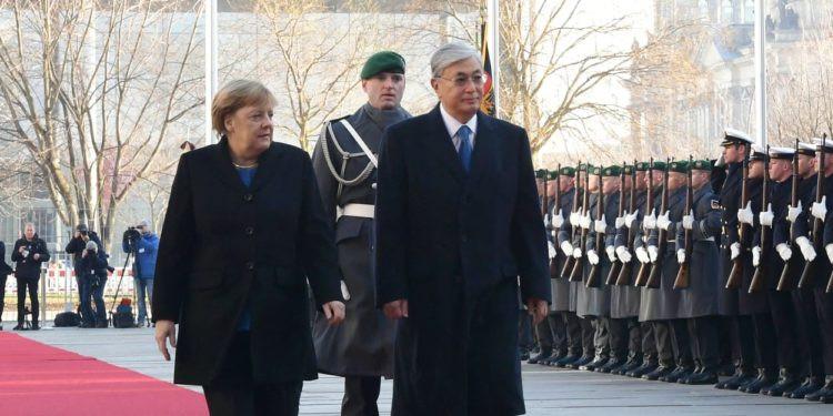 Европейский вектор Казахстана