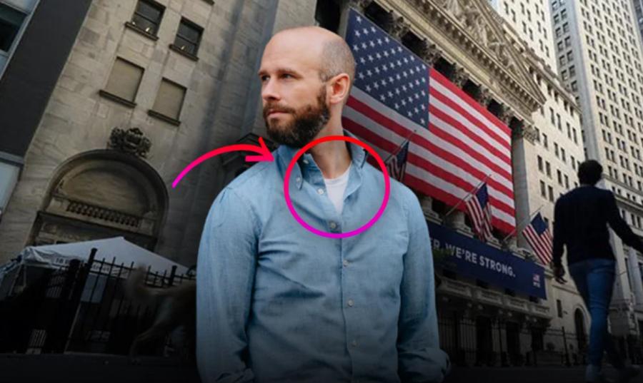 Америкалык мырзалар көйнөктүн ичинен неге футболка кийишет?