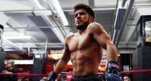 UFC уюмунун эркек мушкери Валентина Шевченкого кайрадан чакырык таштады