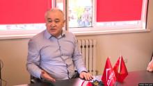 Текебаев: Азырынча депутаттык мандатты кайтаруу негизги максатым эмес
