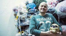 Бишкекте майрамдык иш-чаралардын уюштуруучусу Егор Паньшиндин сөөгү табылды