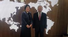 Элчи кореялык компанияга Кыргызстанда логистикалык борбор курууну сунуштады