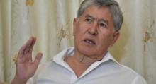 Атамбаев: кан басымым түшүп кеткендиктен дарыгерлерге кайрылдым