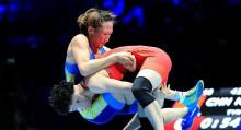 Айсулуу Тыныбекова Азия чемпионатындагы алгачкы кармашында утулуп калды