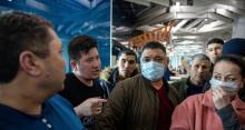 Посол Кыргызстана в России помог пассажирке, летевшей в Кыргызстан, из личных средств