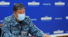 Бишкек коменданты Орозалиев: дагы эки жума үйдө болушуңуздарды суранам