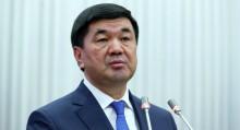 Премьер-министр Абылгазиев жыштык чуусунан улам эмгек өргүүгө кетти