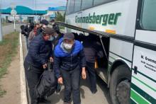 Россия помогает киргизстанцам вернуться домой