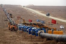 Казакстан Кытайга газды экспортоону азайтып жатат