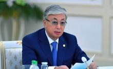 ТОКАЕВ ОТВЕРГ ВОЗМОЖНОСТЬ ПОЯВЛЕНИЯ ВОЕННОЙ БАЗЫ США В КАЗАХСТАНЕ