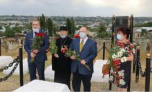 В Оше почтили память погибших в Великой Отечественной Войне