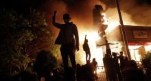 Протестующие в США хотят сжечь систему и заменить ее — глава движения