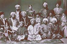 235 лет назад в Россию прибыли первые киргизские дипломаты