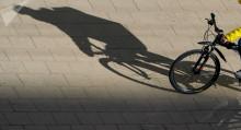 Айдоочу мас болгон. Бишкекте автоунаа коюп кеткен экинчи велосипедчи да көз жумду