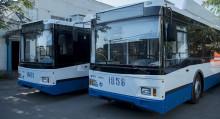 Бишкекте №5, 11 жана 14 троллейбустар токтотулду. Себеби