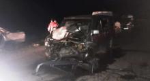 Ысык-Көл: Honda Stepwgn менен Audi сүзүшүп төрт адам мерт кетти