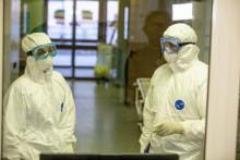 Российские врачи помогут Кыргызстану в борьбе с коронавирусом