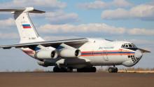 Гуманитарная помощь прибыла в Казахстан из России