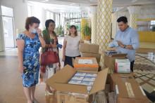 В рамках акции «Добро-Соседство» в Казахстан отправилась партию помощи для борьбы с COVID-1