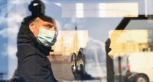 Авиакаттам жанданса да Россиядан кыргызстандыктарды автобус менен ташуу уланат
