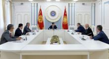 Россия в «приоритетном порядке» рассмотрит поставку Кыргызстану своей вакцины против COVID-19