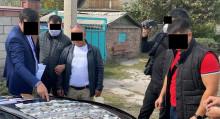 УКМК: Бишкекте баңгизат сатып жаткан полковник кармалды