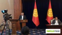 Аппарат президента повторил: Жээнбеков уйдет, когда страна вернется в правовое русло