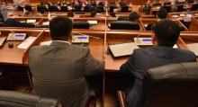 Садыр Жапаров депутаттардын санын кыскартууну сунуштады