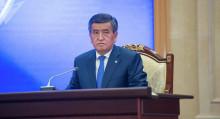 Исаев: Жээнбеков Кыргызстанда калат