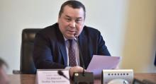 Балбак Түлөбаев президенттин иш башкармалыгына жетекчи болуп келди
