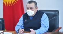 Садыр Жапаров мэр Балбак Түлөбаевге эки тапшырма берди