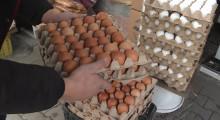 В Бишкеке куриные яйца стоят дороже, чем в любой из столиц стран ЕАЭС