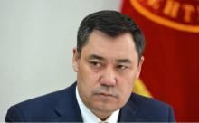 Садыр Жапаров: Парламенттик шайлоо күзүндө өтөт