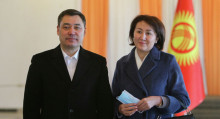 Кыргызстандын канайымы эл алдына чыкты. Сүрөт