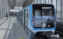 Ташкентское метро получит 10 новых составов российского производства