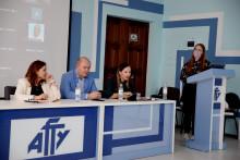 НКО стран Прикаспия обсудили культурно-гуманитарное сотрудничество в рамках круглого стола и медиатренинга