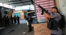 Бразилияда метродо атышуу болуп, 25 киши көз жумду. Видео