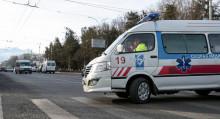 Бишкекте бешинчи кабаттан кулаган жигит ооруканага жетпей каза болду