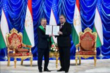 Визит узбекского лидера в Таджикистан: меньше слов и больше дел