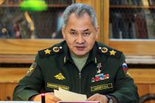 Министр обороны РФ: ситуация в Афганистане требует срочных решений