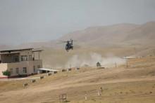 На севере Афганистана начинается смена декораций?