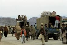 США просят страны Центральной Азии временно разместить 9 тыс афганских беженцев