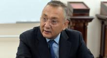 Масадыков талибдер дайындаган тышкы иштер министри менен жолукту. Сүрөт
